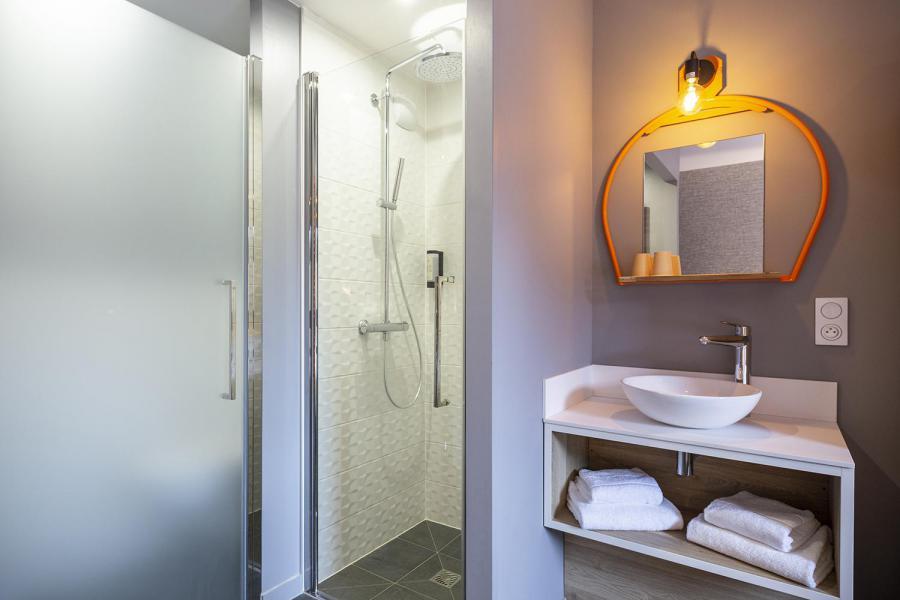 Vacaciones en montaña Hôtel Base Camp Lodge - Les Arcs - Cuarto de baño