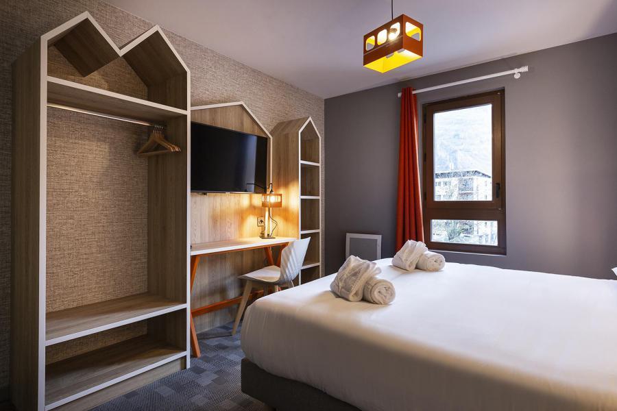 Vacaciones en montaña Habitación 2 personas (CORDEE) - Hôtel Base Camp Lodge - Les Arcs - Cama doble