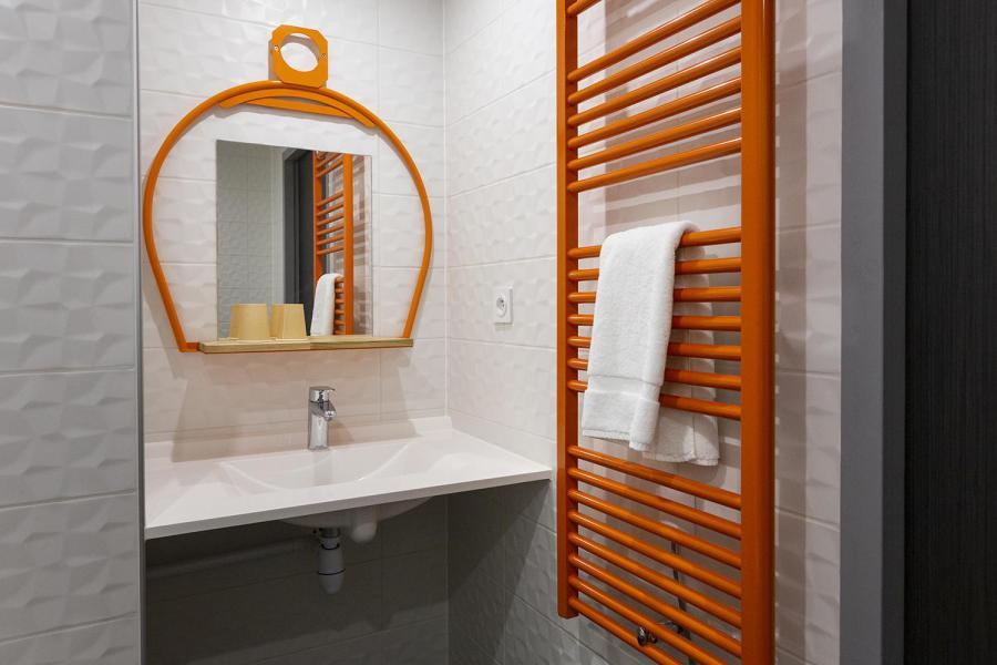 Vacaciones en montaña Habitación 2 personas (CORDEE) - Hôtel Base Camp Lodge - Les Arcs - Cuarto de baño