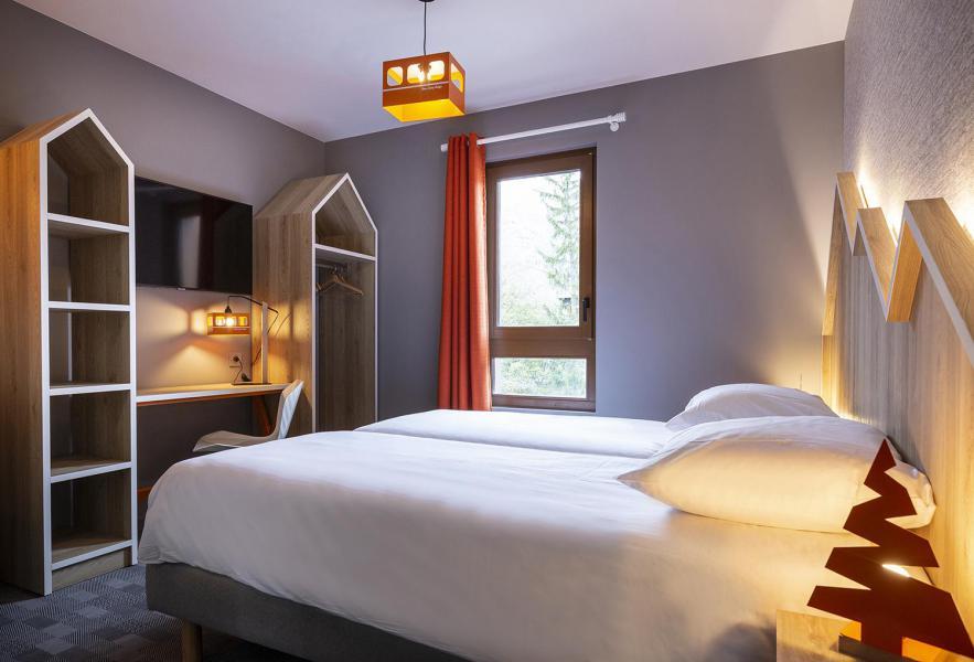 Vacaciones en montaña Hôtel Base Camp Lodge - Les Arcs - Habitación