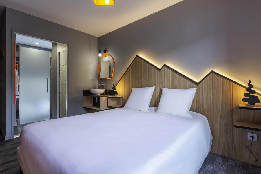 Vacances en montagne Hôtel Base Camp Lodge - Les Arcs - Lit double