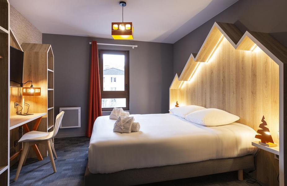 Wakacje w górach Pokój 2 osób (CORDEE) - Hôtel Base Camp Lodge - Les Arcs - Pokój