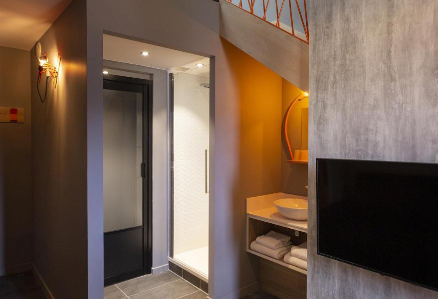 Vacaciones en montaña Suite 1-2 personas (ISERAN) - Hôtel Base Camp Lodge - Les Arcs - Alojamiento