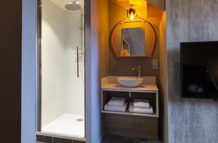 Vacaciones en montaña Suite 1-2 personas (ISERAN) - Hôtel Base Camp Lodge - Les Arcs - Cuarto de baño