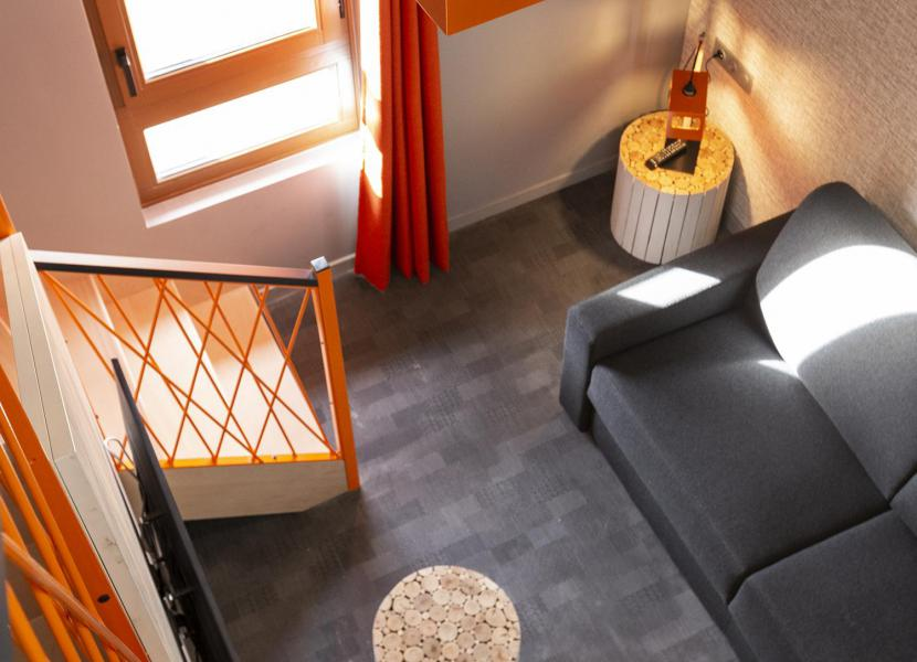 Wakacje w górach Suite dla 2-2 osób (ISERAN) - Hôtel Base Camp Lodge - Les Arcs - Antresola