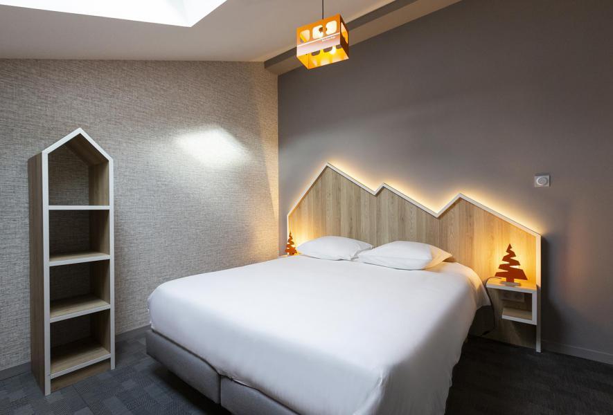 Wakacje w górach Suite dla 2-2 osób (ISERAN) - Hôtel Base Camp Lodge - Les Arcs - Łóżkem małżeńskim