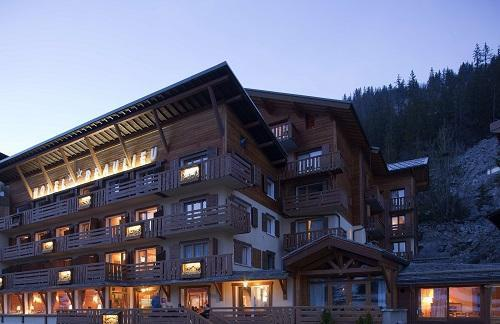 Holiday in mountain resort Hôtel Beaulieu - La Clusaz - Summer outside