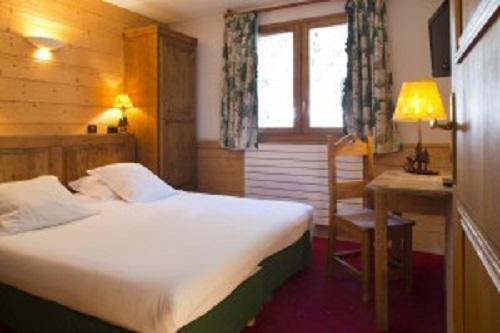 Holiday in mountain resort Hôtel Beaulieu - La Clusaz - Double bed