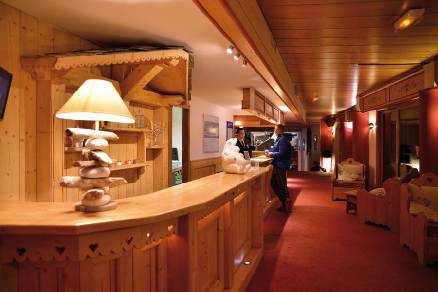 Vacaciones en montaña Hôtel Belle Plagne - La Plagne - Recepción