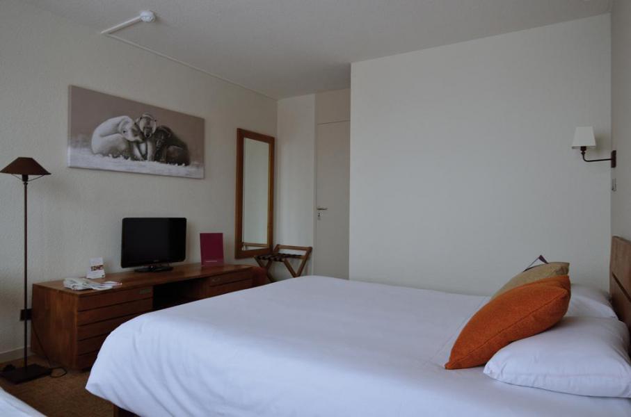 Vacaciones en montaña Hôtel Belle Plagne - La Plagne - Habitación