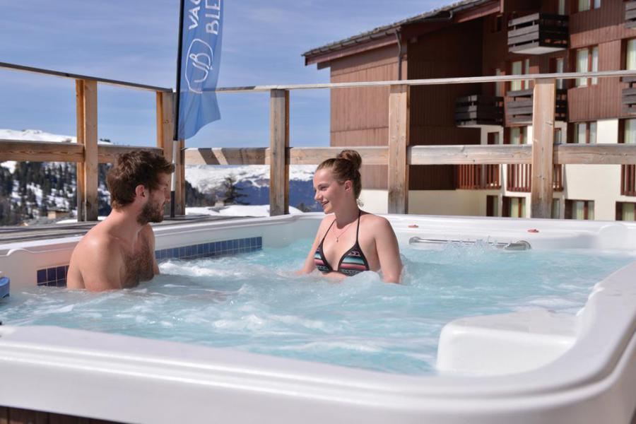 Vacaciones en montaña Hôtel Belle Plagne - La Plagne - Jacuzzi