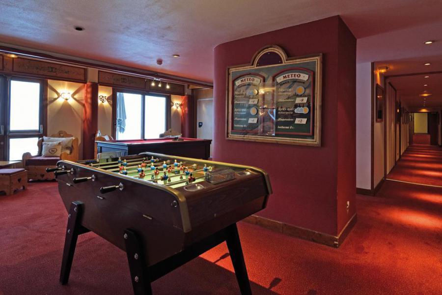 Vacaciones en montaña Hôtel Belle Plagne - La Plagne