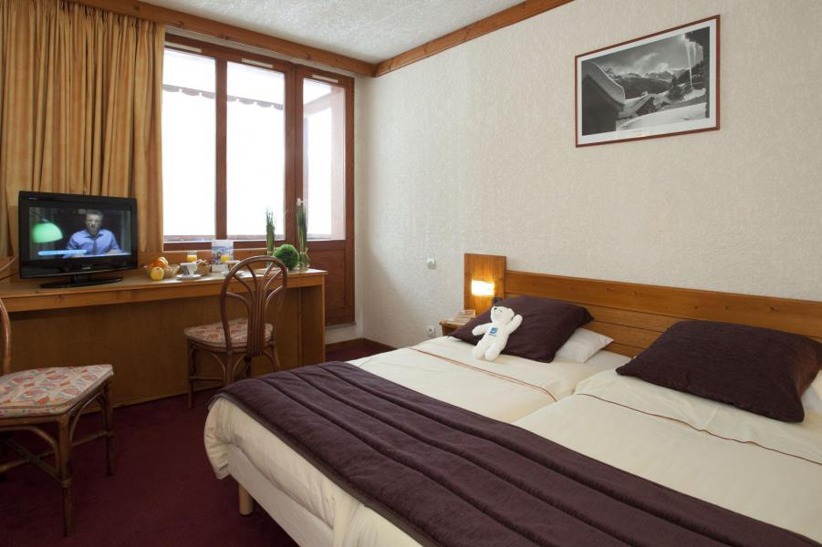 Vakantie in de bergen Hôtel Club Adonis Valfréjus by Olydea - Valfréjus - Kamer