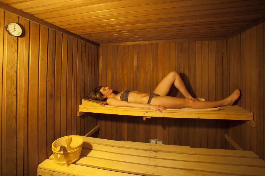 Vakantie in de bergen Hôtel Club Adonis Valfréjus by Olydea - Valfréjus - Sauna