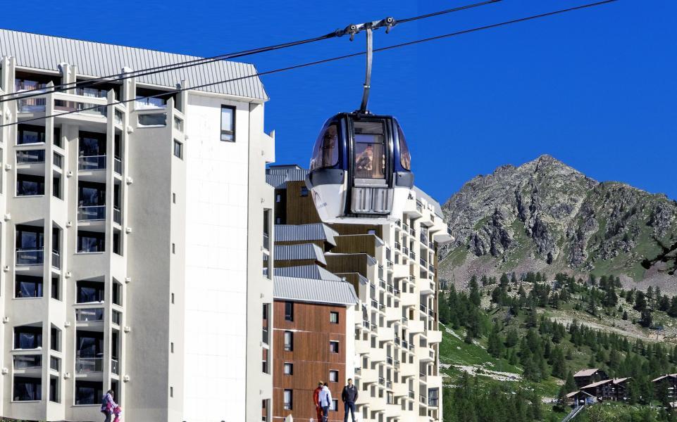 Location au ski Hotel Club Du Soleil Pas Du Loup - Isola 2000 - Extérieur été