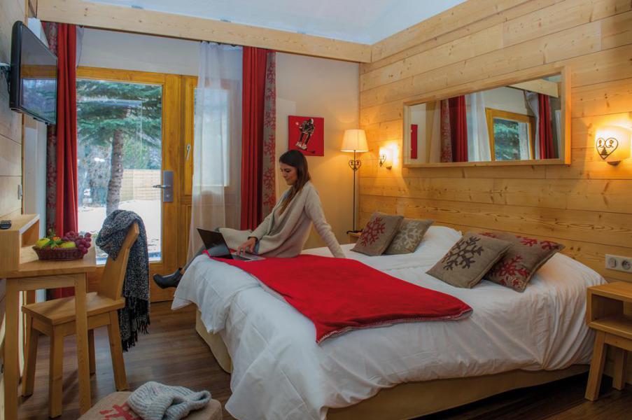 Wakacje w górach Pokój 2 osób (Confort) - Hôtel Club Les Alpes d'Azur - Serre Chevalier