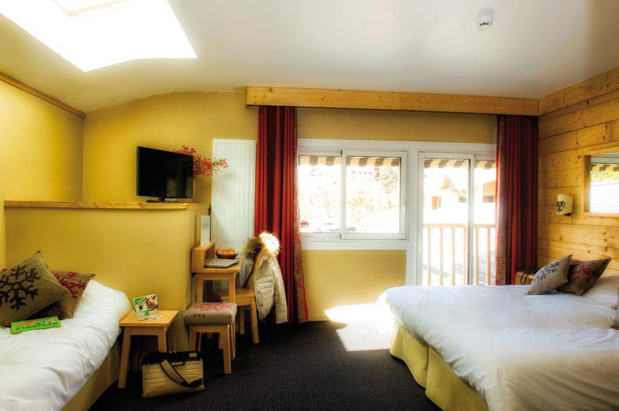 Wakacje w górach Pokój 3 osób (Confort) - Hôtel Club Les Alpes d'Azur - Serre Chevalier - Pokój
