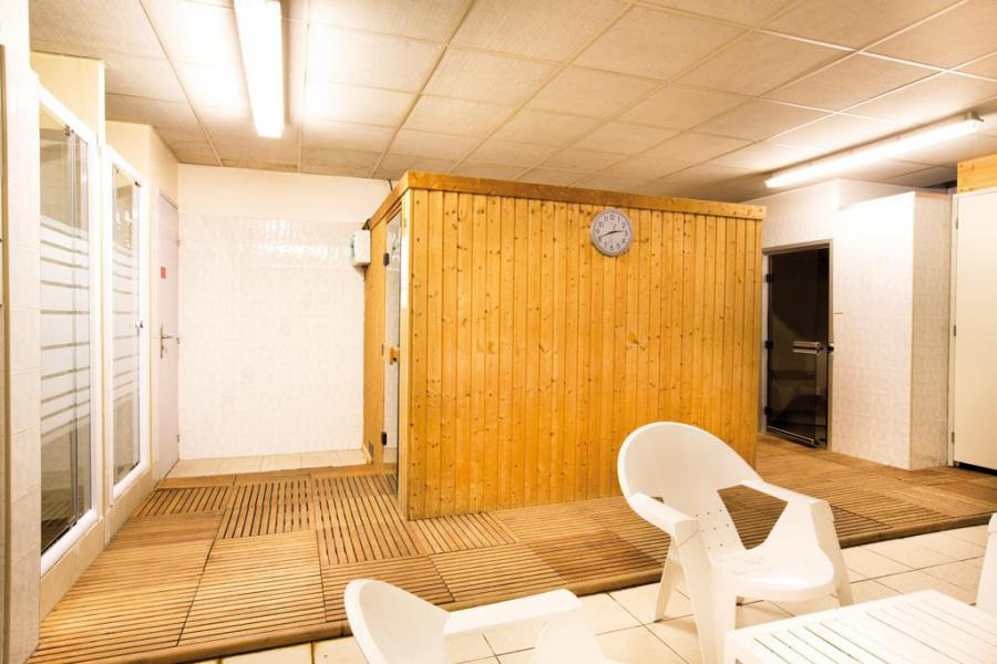 Vacaciones en montaña Hôtel Club Les Alpes d'Azur - Serre Chevalier - Sauna