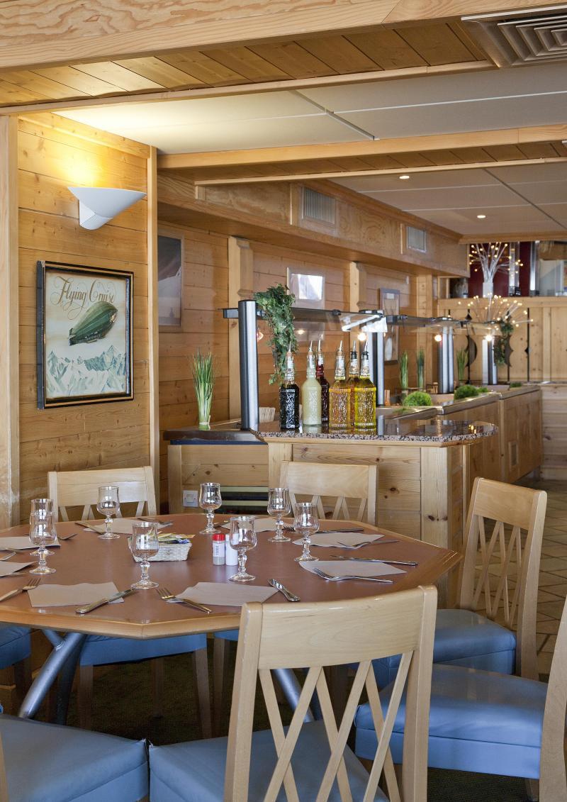 Vakantie in de bergen Hôtel Club MMV Altitude - Les Arcs
