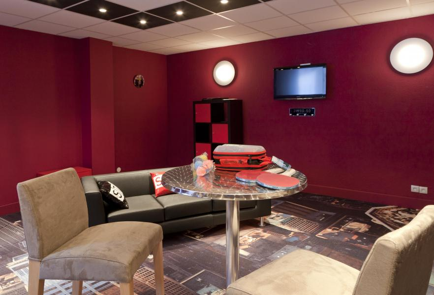 Vacances en montagne Hôtel Club MMV Altitude - Les Arcs -