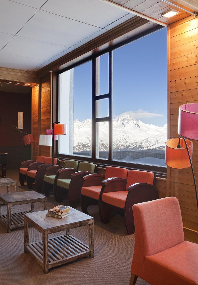 Vakantie in de bergen Hôtel Club MMV Altitude - Les Arcs - Receptie