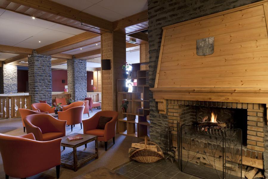 Vacances en montagne Hôtel Club MMV Altitude - Les Arcs - Réception