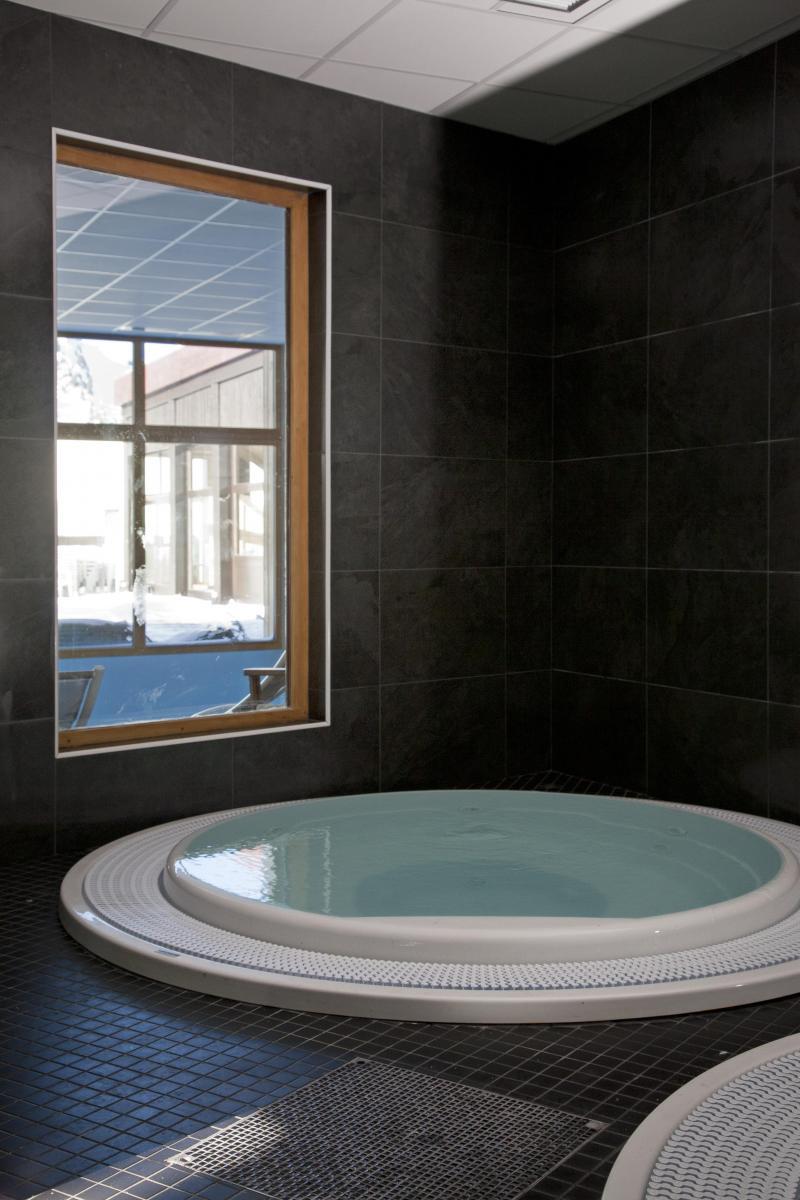 Vakantie in de bergen Hôtel Club MMV Altitude - Les Arcs - Jacuzzi