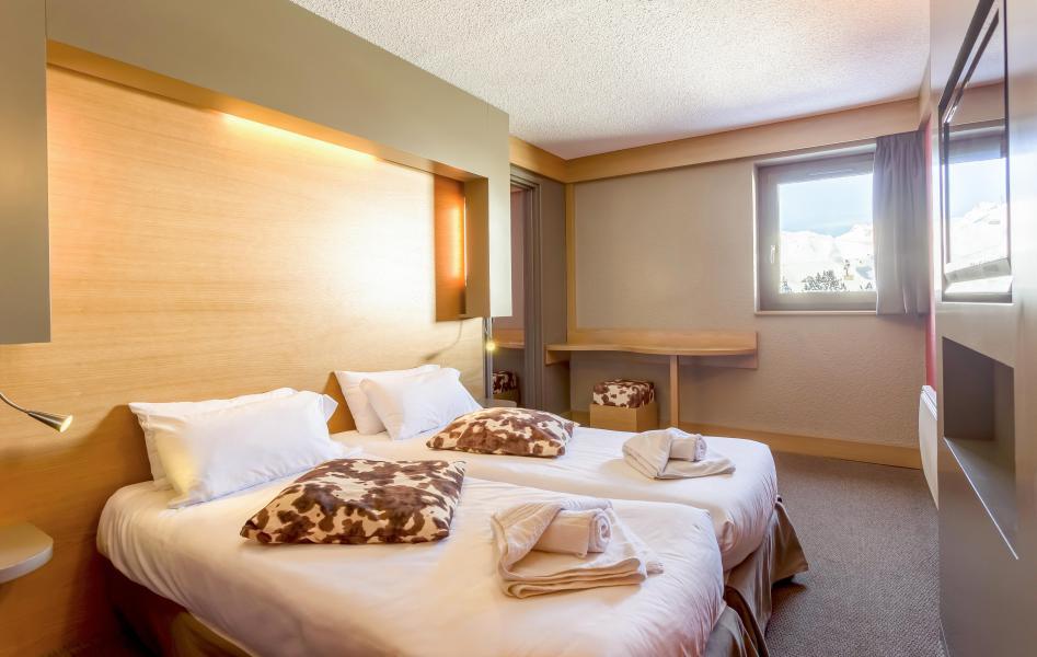 Vakantie in de bergen Hôtel Club MMV Altitude - Les Arcs - Kamer