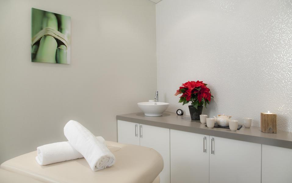 Vacances en montagne Hôtel Club MMV Altitude - Les Arcs - Massage