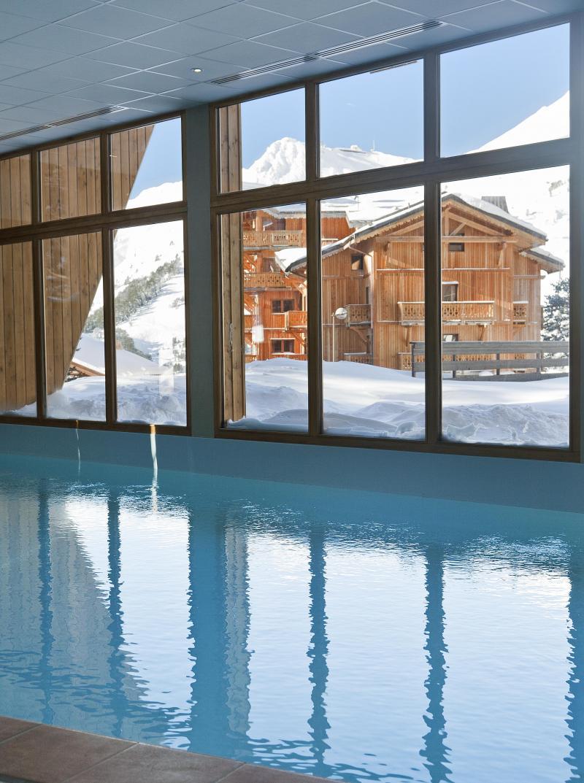 Vacances en montagne Hôtel Club MMV Altitude - Les Arcs - Piscine