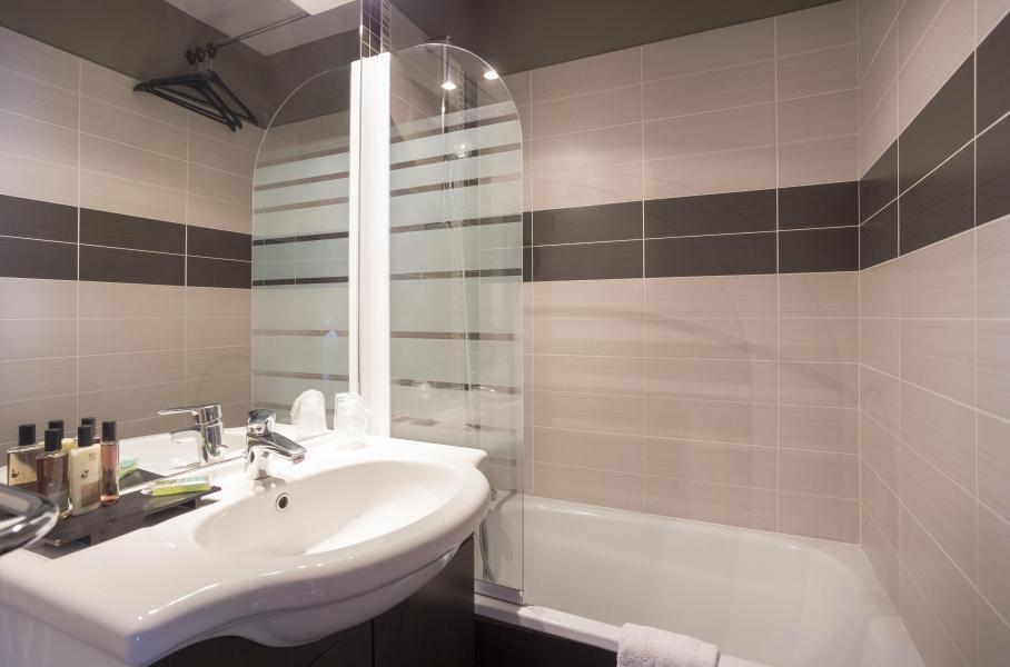 Vacances en montagne Hôtel Club MMV Altitude - Les Arcs - Salle de bains