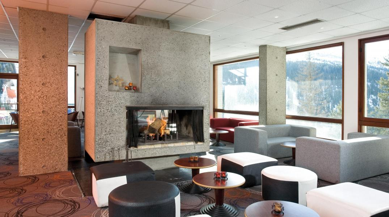 Vacances en montagne Hôtel Club MMV le Flaine - Flaine - Réception