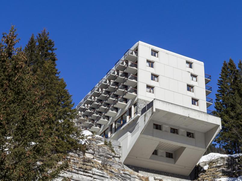 Аренда на лыжном курорте Hôtel Club MMV le Flaine - Flaine - летом под открытым небом