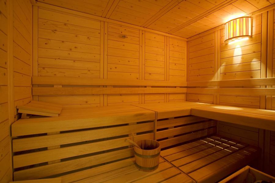 Vacances en montagne Hôtel Club MMV le Flaine - Flaine - Sauna