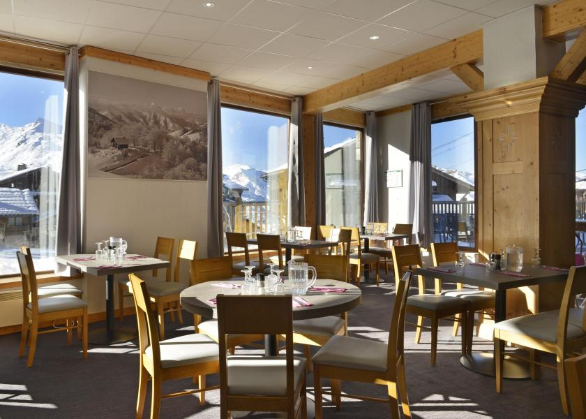 Holiday in mountain resort Hôtel Club MMV les Arolles - Val Thorens -