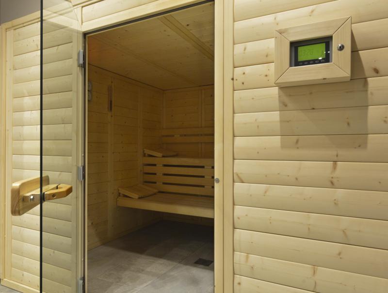 Holiday in mountain resort Hôtel Club MMV les Arolles - Val Thorens - Sauna