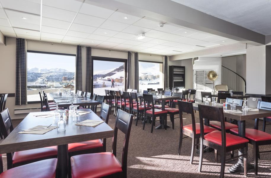 Vacances en montagne Hôtel Club MMV les Bergers - Alpe d'Huez -