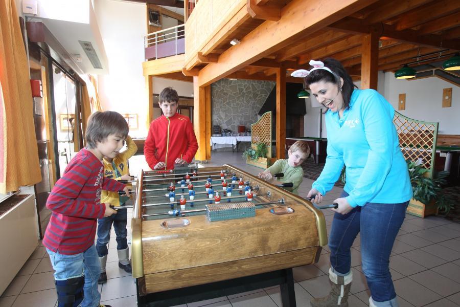Vacances en montagne Hôtel Club MMV les Bergers - Alpe d'Huez - Jeux