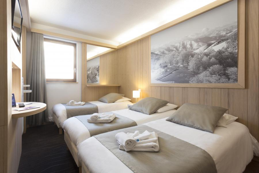 Vakantie in de bergen Hôtel Club MMV les Bergers - Alpe d'Huez - Kamer