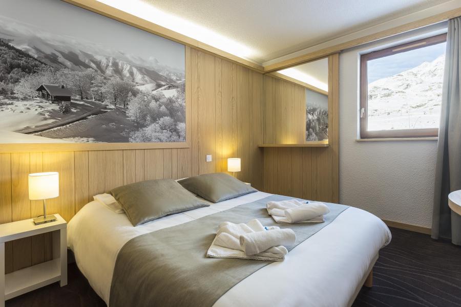 Vacances en montagne Hôtel Club MMV les Bergers - Alpe d'Huez - Lit double