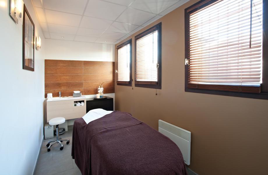 Vacances en montagne Hôtel Club MMV les Bergers - Alpe d'Huez - Massage