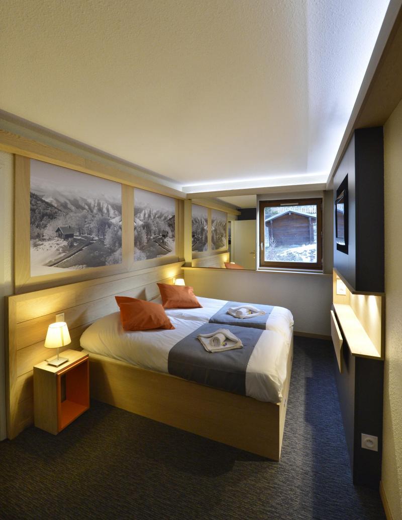 Vakantie in de bergen Hôtel Club MMV les Brévières - Tignes - 2 persoons bed