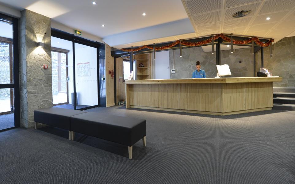 Vacances en montagne Hôtel Club MMV les Brévières - Tignes - Réception