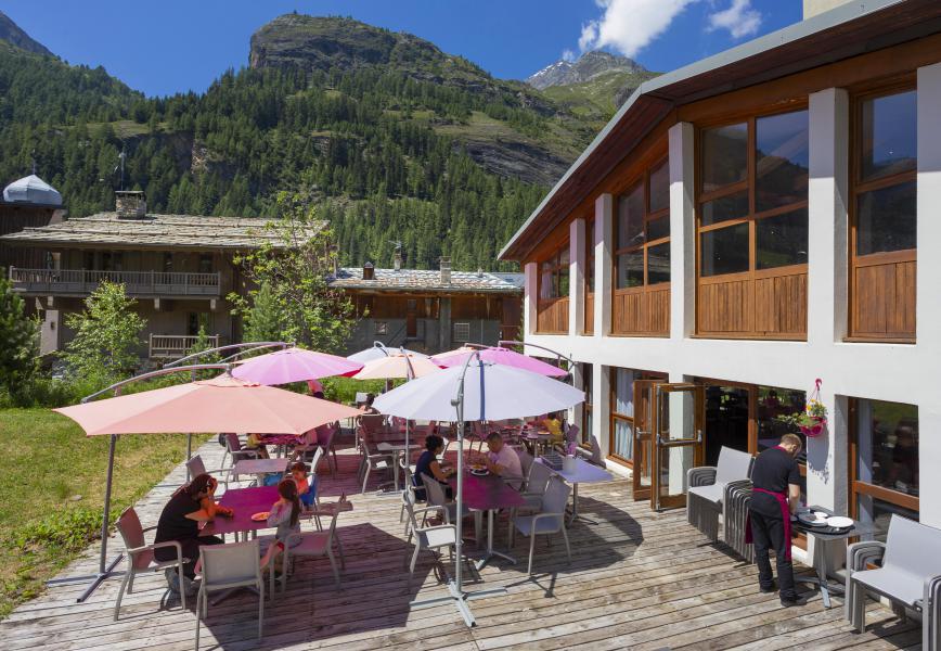 Location au ski Hôtel Club MMV les Brévières - Tignes - Extérieur été