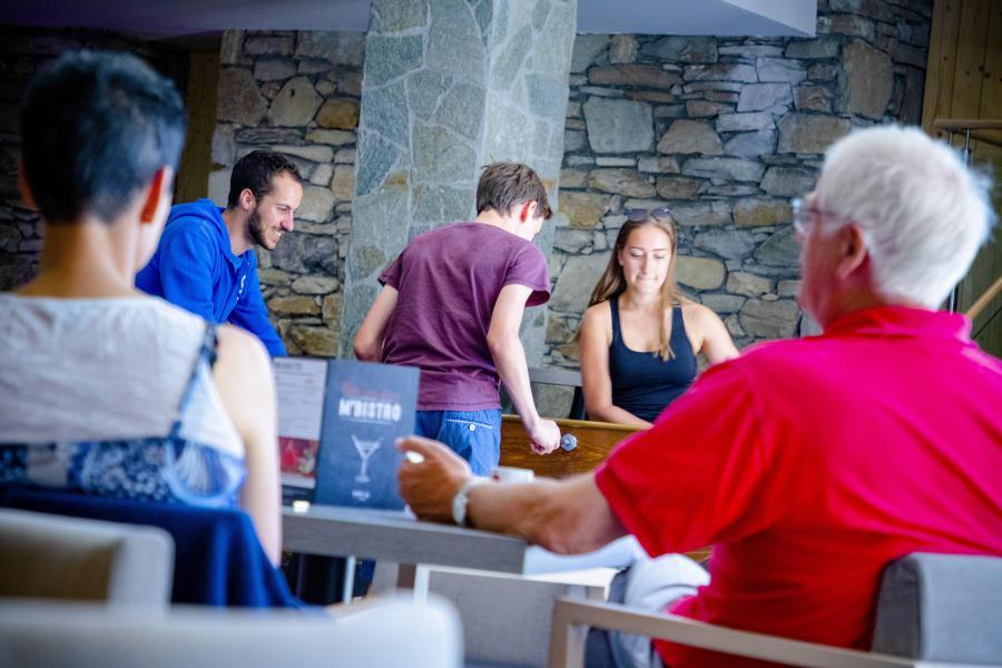 Vacances en montagne Hôtel Club MMV les Brévières - Tignes -