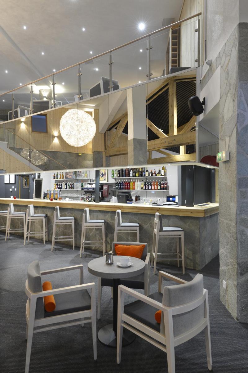 Vakantie in de bergen Hôtel Club MMV les Brévières - Tignes - Bar