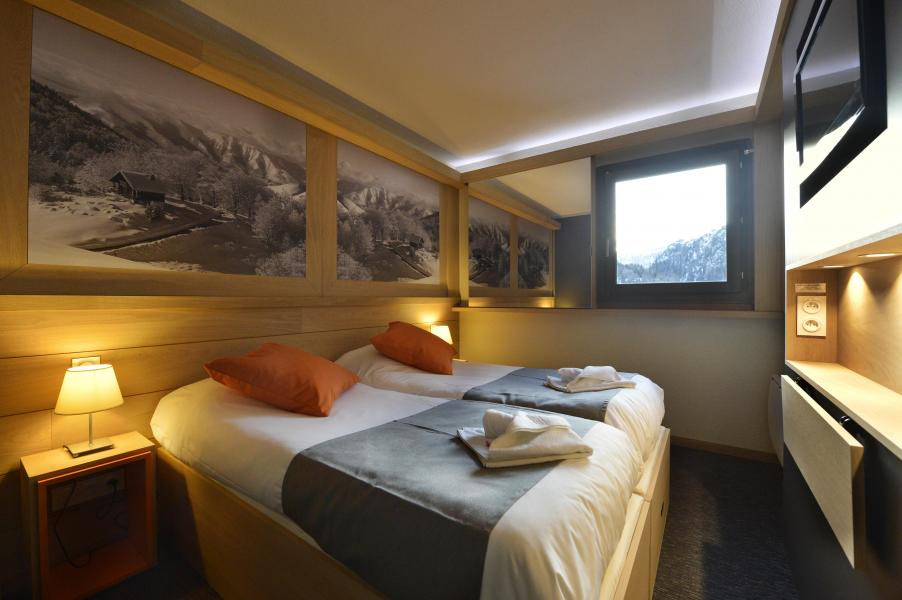 Vakantie in de bergen Hôtel Club MMV les Brévières - Tignes - Kamer