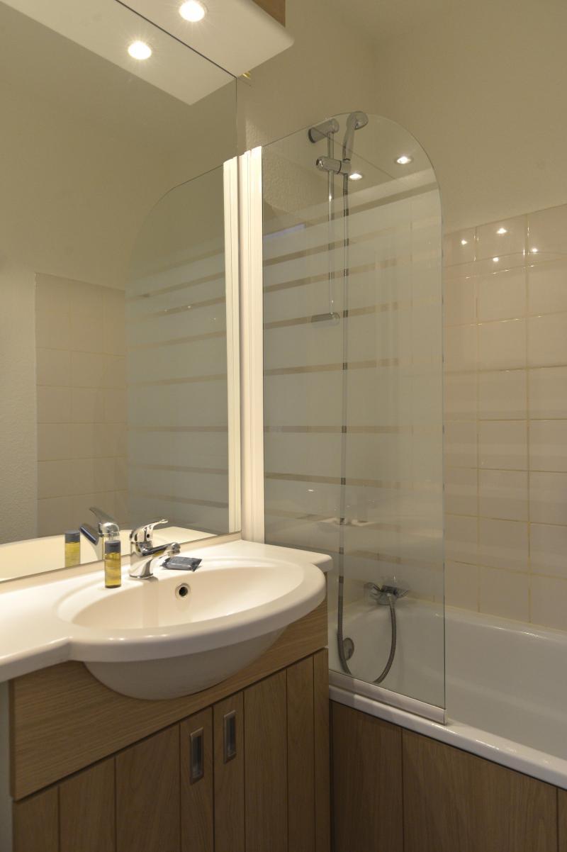 Vacances en montagne Hôtel Club MMV les Brévières - Tignes - Salle de bains