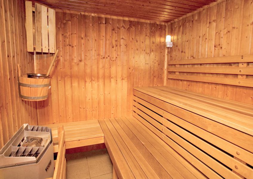Vacances en montagne Hôtel Club MMV les Brévières - Tignes - Sauna