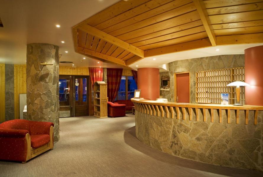 Holiday in mountain resort Hôtel Club MMV les Mélèzes - Les Arcs - Reception